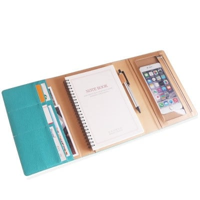 Time Management: Custom Planner A5 Notebook Organizer