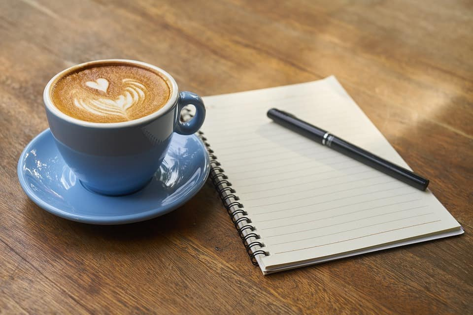 Handy Work Notebook And Art Décor For You